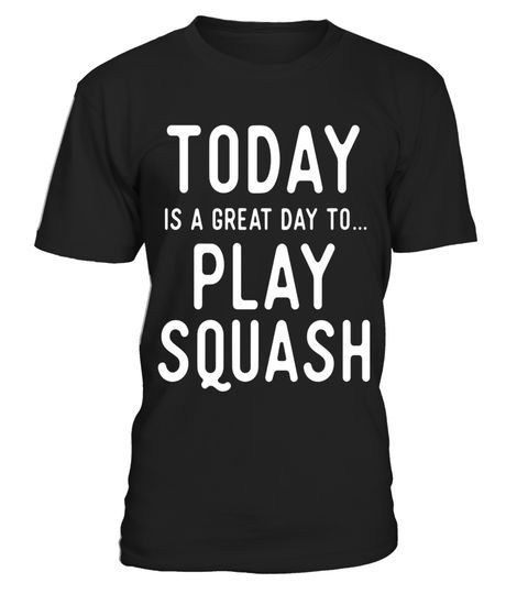 "# Great Squash T Shirts. Gifts for Players Play Squash Today. .  Special Offer, not available in shops      Comes in a variety of styles and colours      Buy yours now before it is too late!      Secured payment via Visa / Mastercard / Amex / PayPal      How to place an order            Choose the model from the drop-down menu      Click on ""Buy it now""      Choose the size and the quantity      Add your delivery address and bank details      And that's it!      Tags: Gifts shirts for squash"