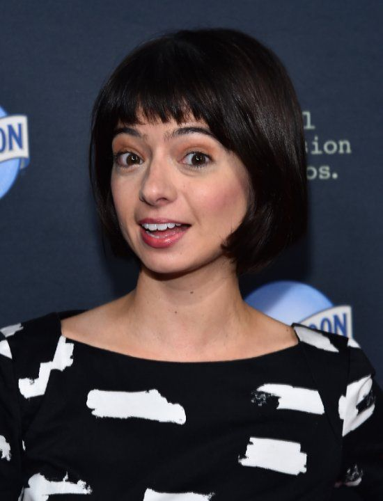 """Kate Micucci (2015) Born: March 31, 1980 in New Jersey, USA Height: 5' 2"""" (1.57 m)"""