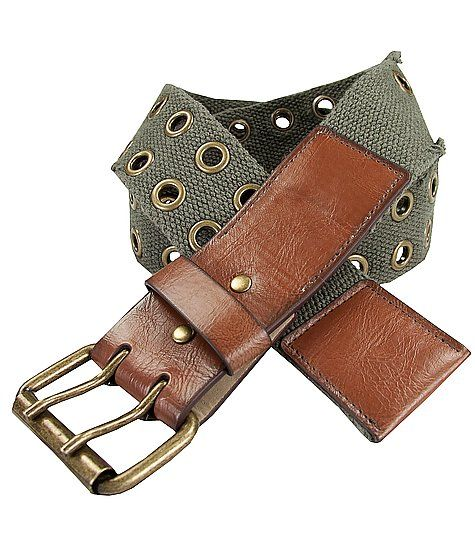 I love this BKE Canvas Belt