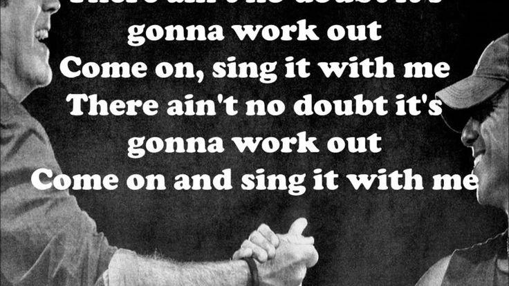 Everything's Gonna Be Alright - David Lee Murphy Kenny Chesney (Lyrics) - YouTube