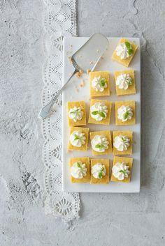 Sitruunaiset leivospalat