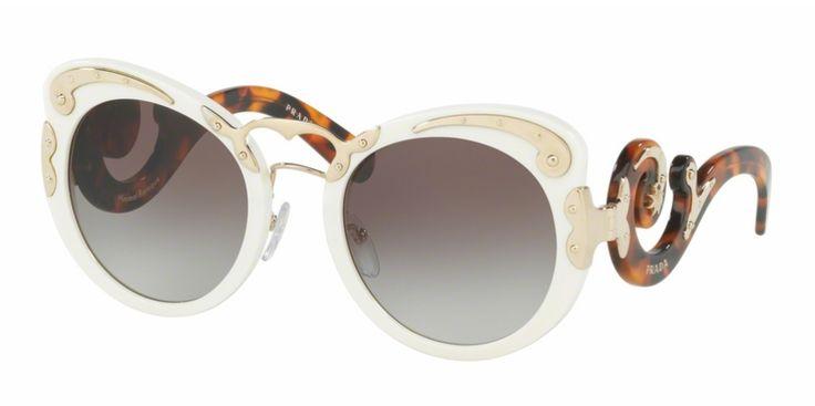 Prada NEW Minimal Baroque PR 07TS Sunglasses – Sunglass Oasis Online