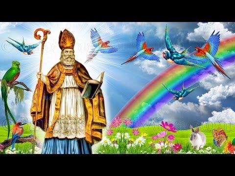 CORAZA DE SAN PATRICIO (Oracion de Proteccion y liberacion) - YouTube