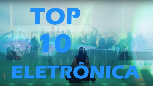 Confira o Top 10 músicas eletrônicas mais tocadas. Ouça as músicas eletrônicas mais tocadas nas rádios do Brasil.