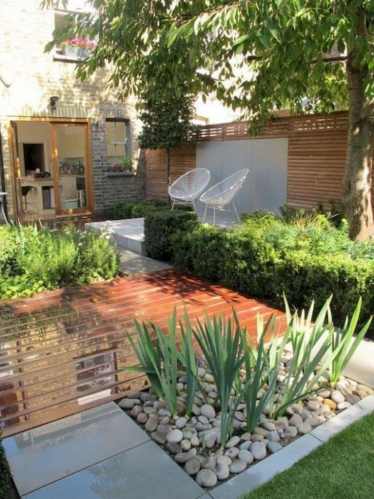 67 Beautiful Small Backyard Landscaping Ideas Small Backyard