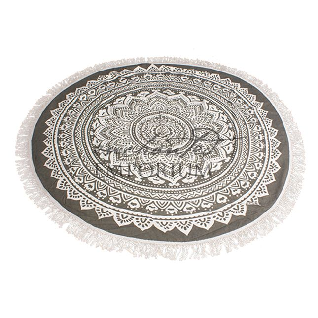 Art Series Rug Tibetan - Grey Hire, set of 2, Enchanted Emporium Event Hire