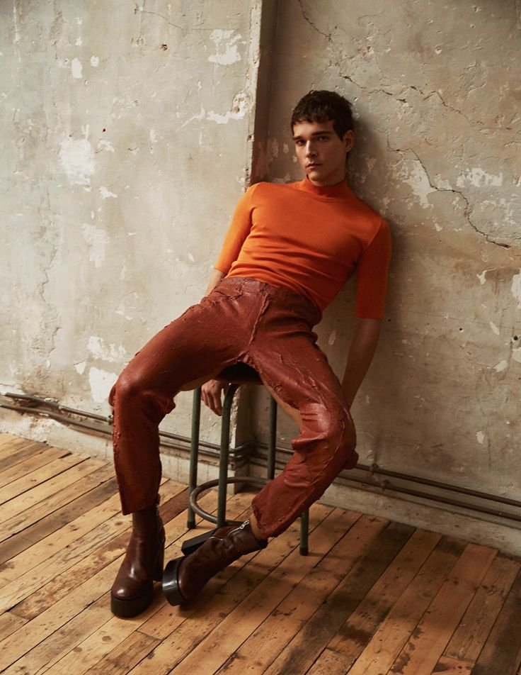 Alex Cunha photographed by Yuji Watanabeand styled by Edem Dossou, for the latest coverstory of Reflex Homme magazine.