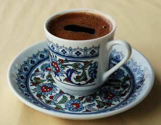 How To Make Arabic (or Turkish) Coffee