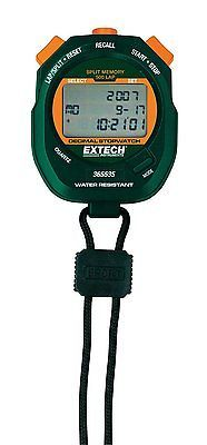 Stopwatches 166149: Extech 365535 Decimal Stopwatch Clock -> BUY IT NOW ONLY: $69.03 on eBay!