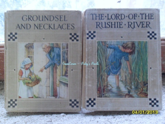 The Lord of the Rushie River & Groundsel And by CreuseCurios, €20.00