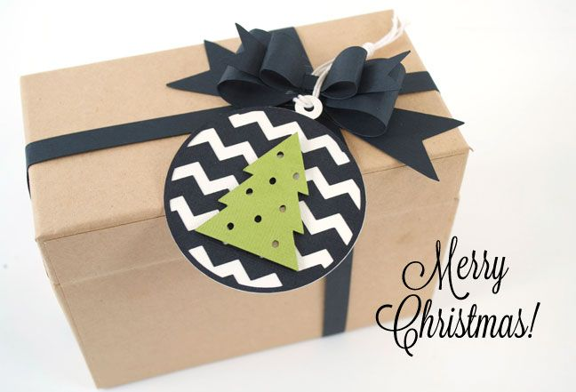 12 Days of Christmas : Layered Gift Tags - Silhouette America Blog
