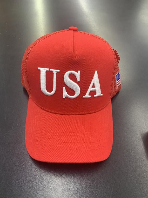 Weve Been In Embroidery Business Over 5 Years Out Of Our Experience We Will Give You Higher Quality Service We Can Embroider Hats Trump Hat Personalized Hats