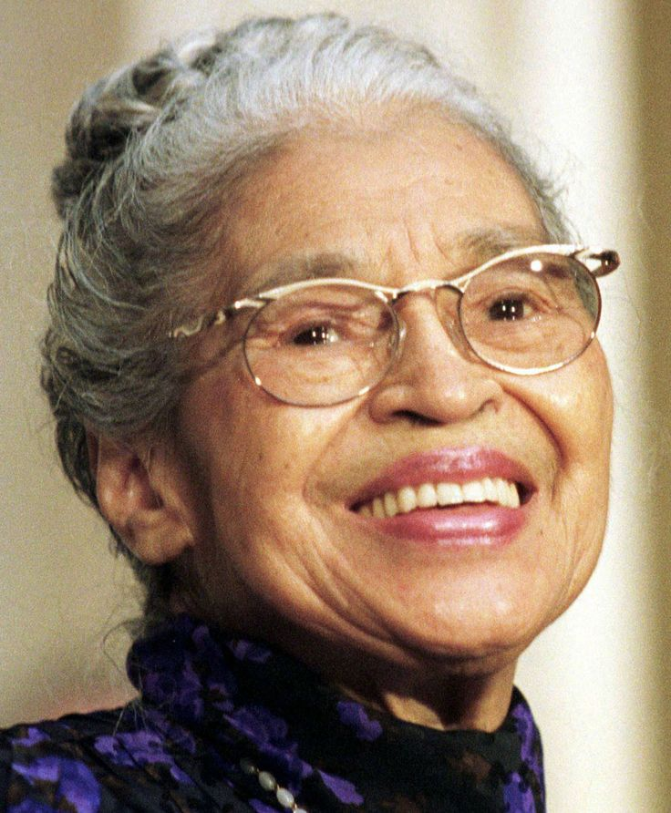 Rosa Parks is a person Mama would admire because she has so much pride. Mama shows pride in her ethnicity and her family. This is why the Younger's do not take the bribe from Lindner.