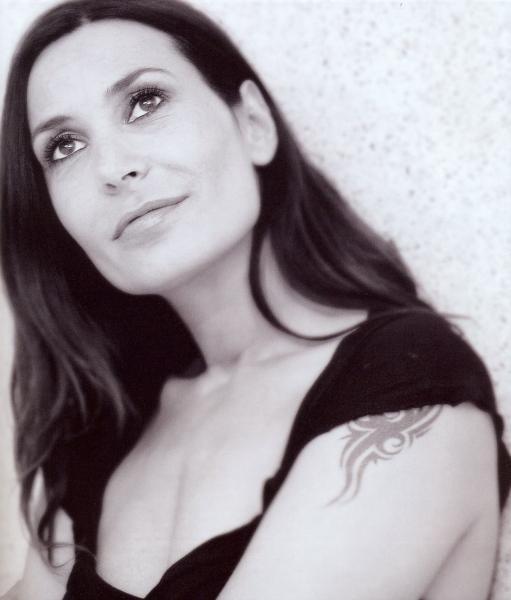 Zazie - Isabelle Marie Anne de Truchis de Varennes - 1964 - Chanteuse-compositrice et productrice française.