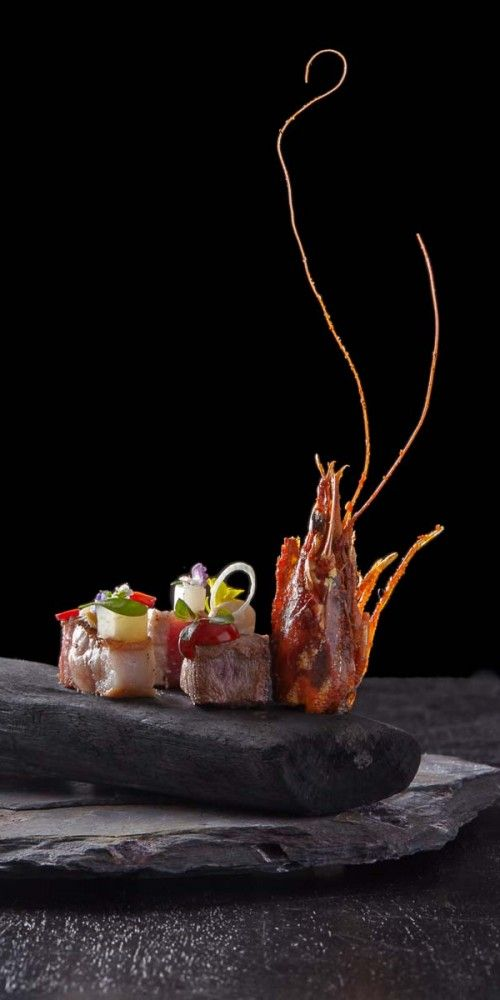 17 best images about seafood extravaganza on pinterest for Alinea chef de cuisine