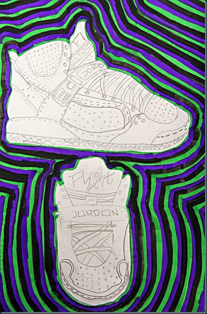 5th Contour Shoe project