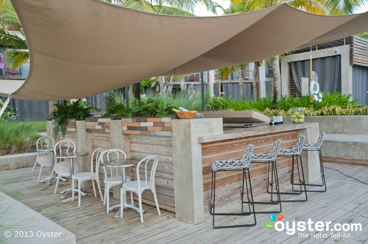 The Pool Bar at the W Retreat & Spa - Vieques Island