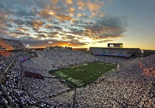 "Longest we are chant ever?  ""We Are"" chants with an at-capacity crowd during whiteouts at Beaver Stadium are always an impressive sight, but this one takes the cake."