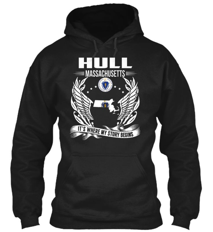 Hull, Massachusetts - My Story Begins