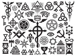 Now They Admit It! Occult Symbols Of The Illuminati Used In Major League Baseball! | Sports