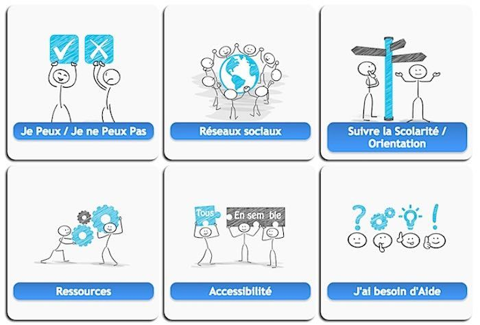 L'académie de Nice lance un espace numérique dédié aux parents d'élèves