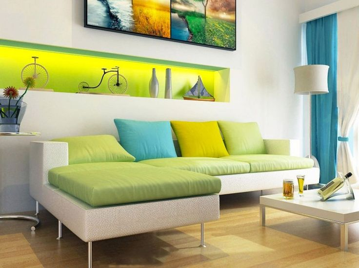 Fancy Modern Wall Shelves Decorating Ideas Image Collection - Wall ...