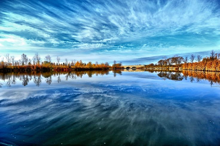 one of my favorite HDR photos of Kilcona park