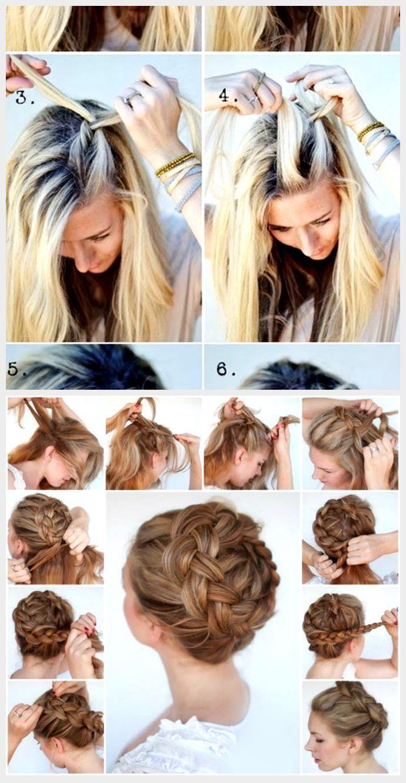 9+ schöne frisuren für lange haare zum selber machen - Top