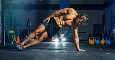 The all-purpose High-intensity bodyweight workout - Men's Health