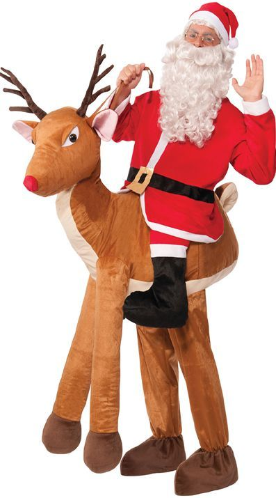 This is a great costume for your party. Give them all a laugh.  Comes as a complete outfit. £54.94 a big talking point at your night out. I
