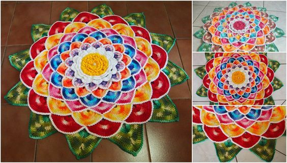 Another beautiful mandala and video tutorials we have today for you. As you can see this mandala is colorful and one of the most beautiful…