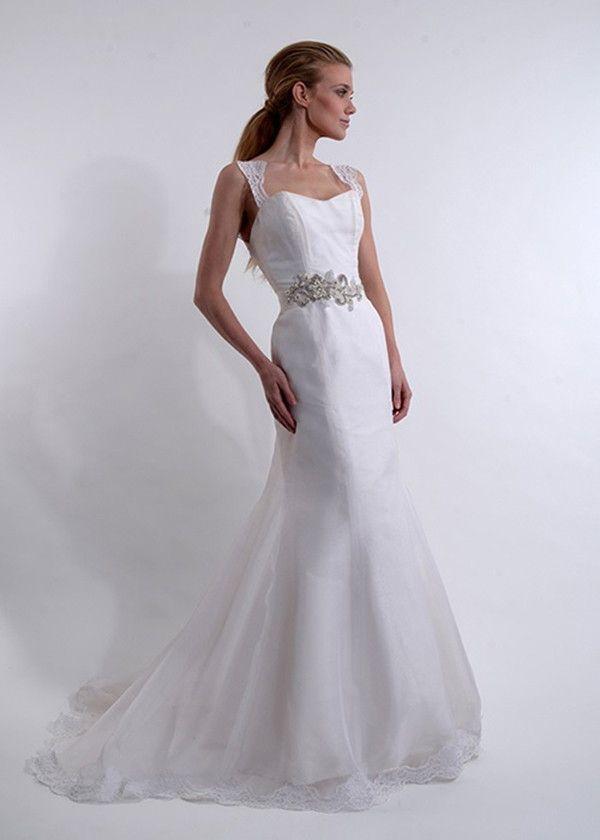 Elizabeth St. John Spring 2015 Wedding Dresses