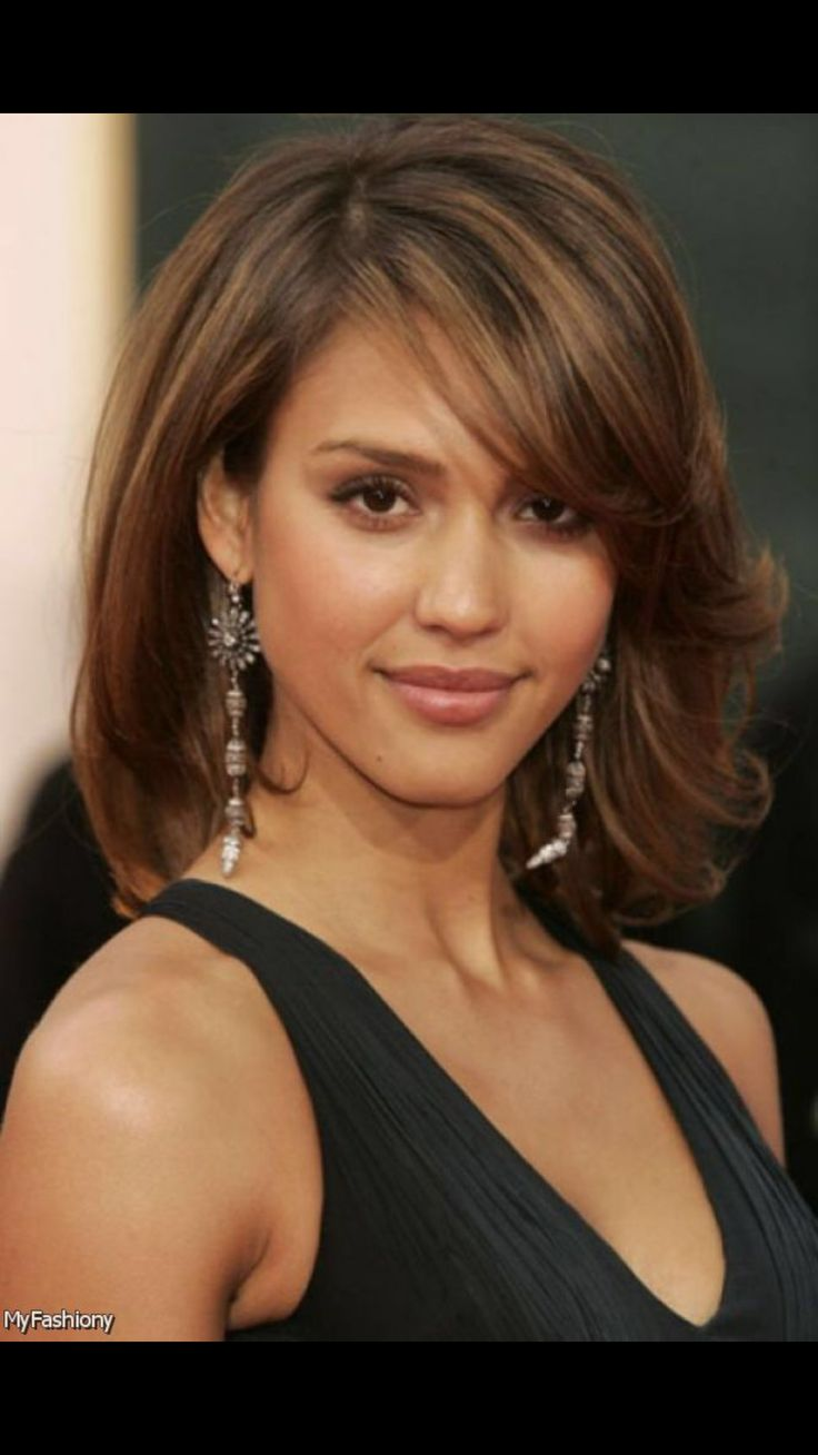 New Best Hair Hairstyles For Square Faces Inspirations