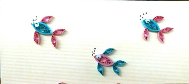 Quilling fishes