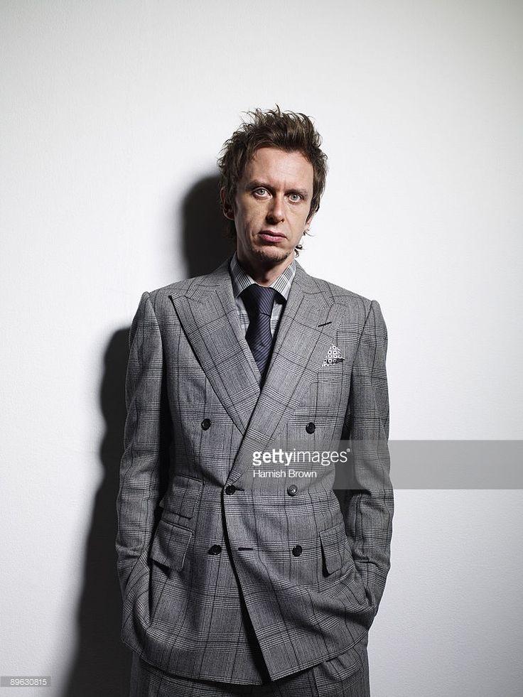 Actor Matt King poses for a portrait shoot for FHM magazine in London on June 12, 2008.