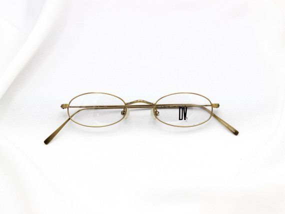 Vintage Oval 90 39 S Prescription Glasses Retro Glasses Prescription Frame Tiny Slim Oval Optical Gla Retro Glasses Prescription Glasses Optical Glasses