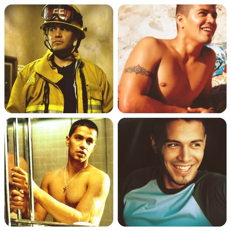 Jay Hernandez! Been in love with him ever since I watched the movie Crazy Beautiful in my early teens :)