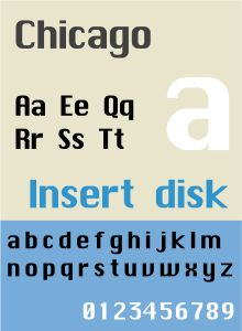 Chicago typeface spec.svg