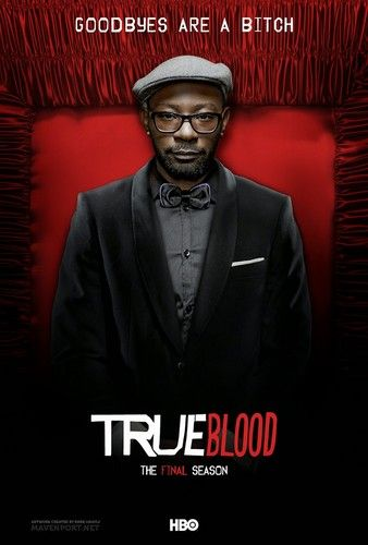 Lafayette ~ True Blood Season 7