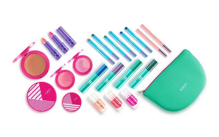 Preparar la maleta. #Maquillaje de #verano