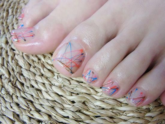 nail tips tutorial Make Up #applyingnailtips