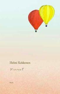 Ullan Luetut kirjat: Helmi Kekkonen Vieraat
