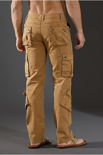 P.O.V.® Cargo Mens Pants | UnderGear . Wish I could've pinned this w/o a half naked dude, but too bad..