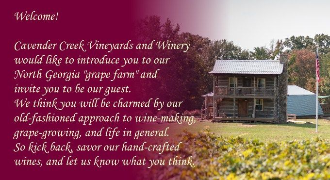 Cavender Creek Vineyards & Winery