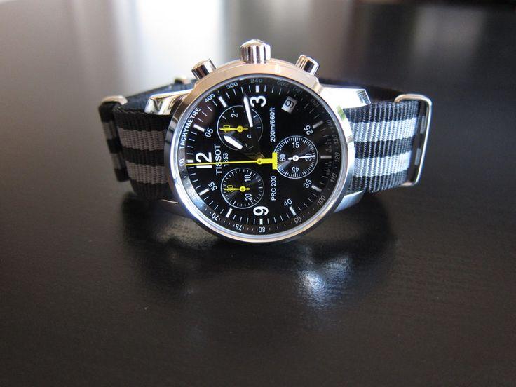 Tissot - PRC200 Nice field watch