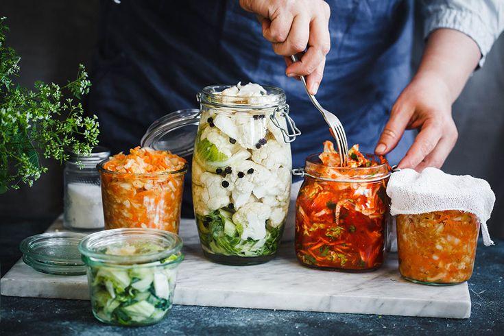 16 najlepších receptov na kvasené zeleninové zmesi - Záhrada.sk
