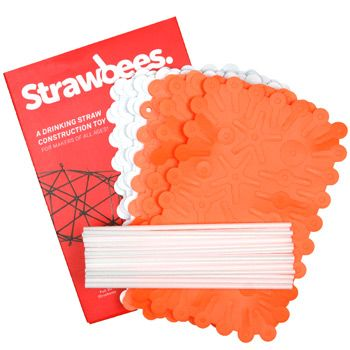 Creatables-Strawbees Crazy Scientist Kit | AccuCut Education