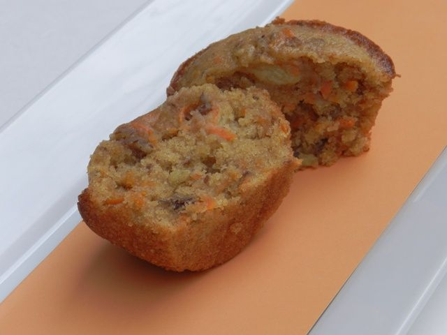 Carrot Cupcakes Unplugged