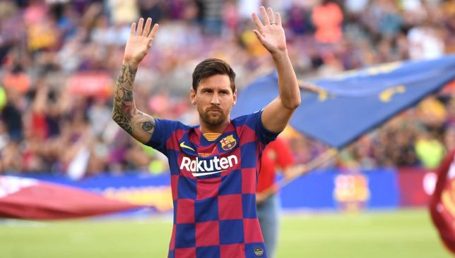 ميسي م هدد بالغياب عن موقعة أتلتيك بيلباو موقع سبورت 360 بات ليونيل ميسي لاعب نادي برشلونة مهددا بالغياب عن مباراة أتلتيك بيلباو Lionel Messi Messi Lionel Messi Barcelona