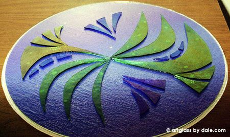Fused Glass Patterns | ... by Dale • Oregon's Premiere Fused Glass Artist Dale Rohrer